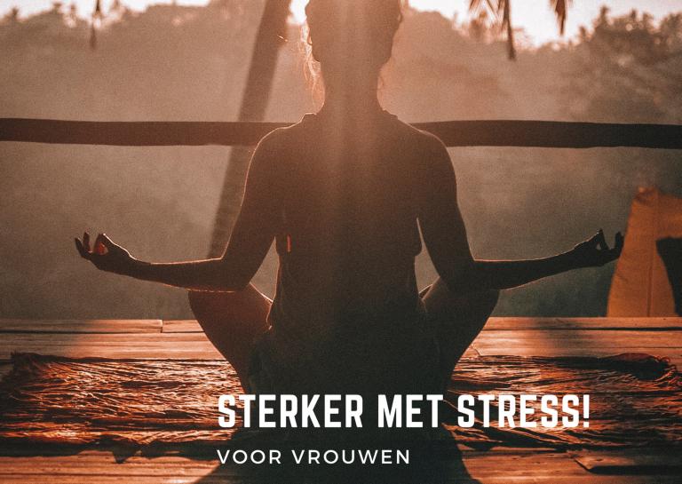 Sterker met stress